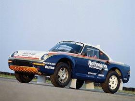 Ver foto 5 de Porsche 959 Paris Dakar 1985