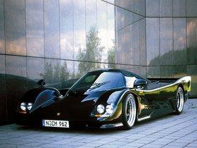 Ver foto 13 de Porsche 962 Dauer Lemans Road Car 1994