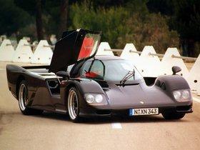 Ver foto 12 de Porsche 962 Dauer Lemans Road Car 1994