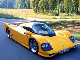 Ver foto 9 de Porsche 962 Dauer Lemans Road Car 1994