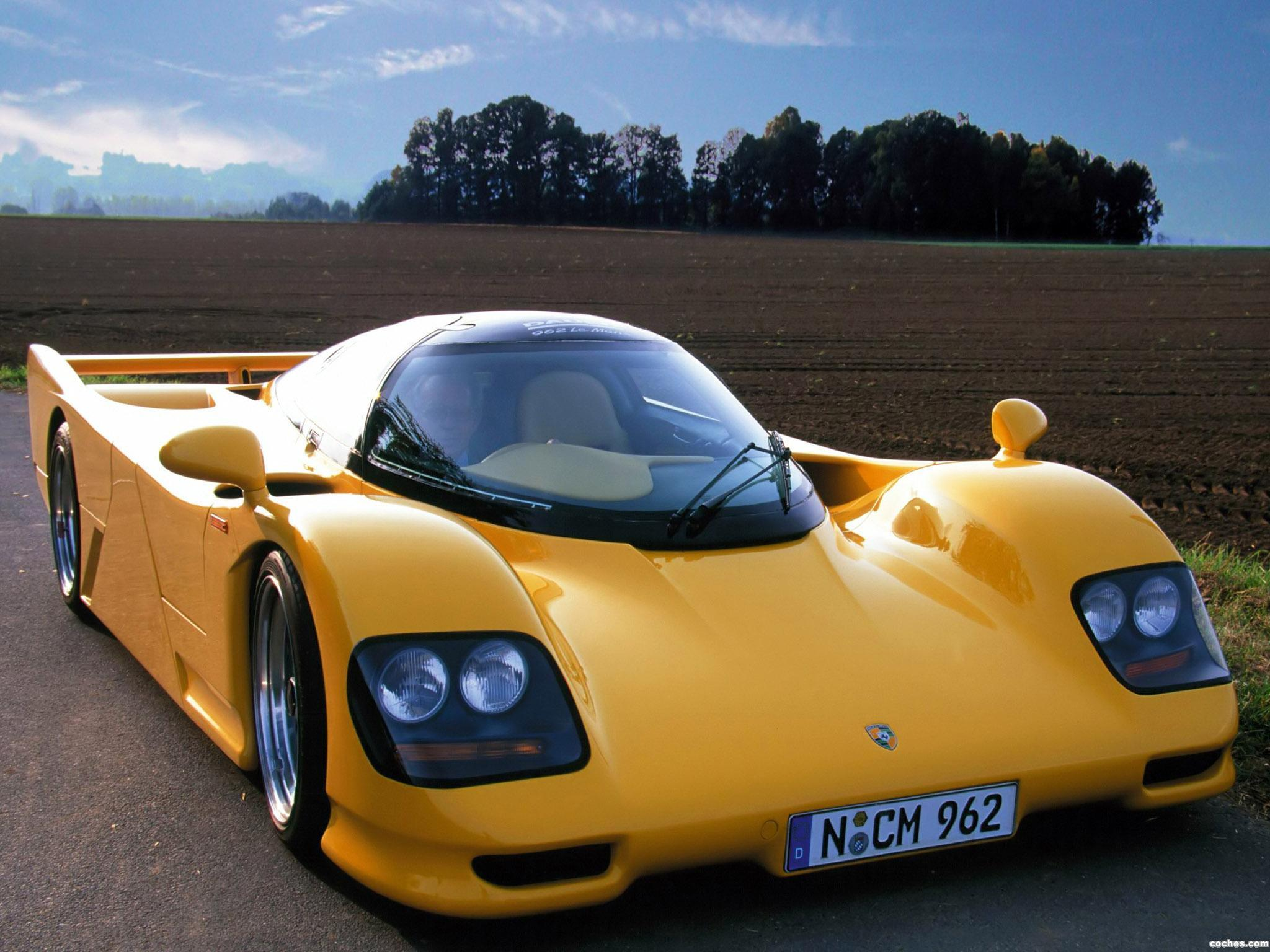 Foto 0 de Porsche 962 Dauer Lemans Road Car 1994