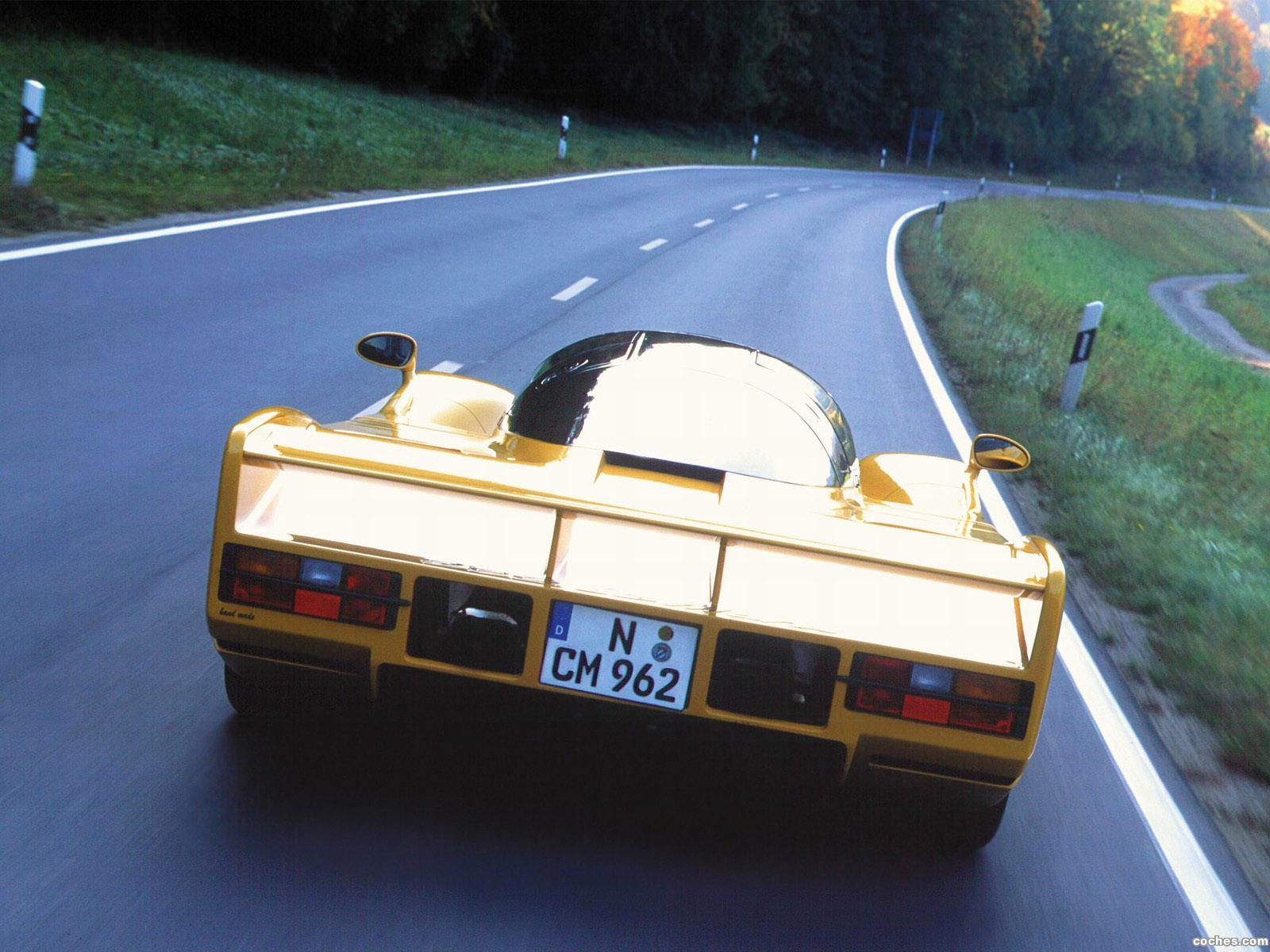 Foto 14 de Porsche 962 Dauer Lemans Road Car 1994