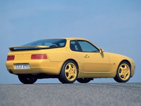Ver foto 2 de Porsche 968 CS Coupe 1993
