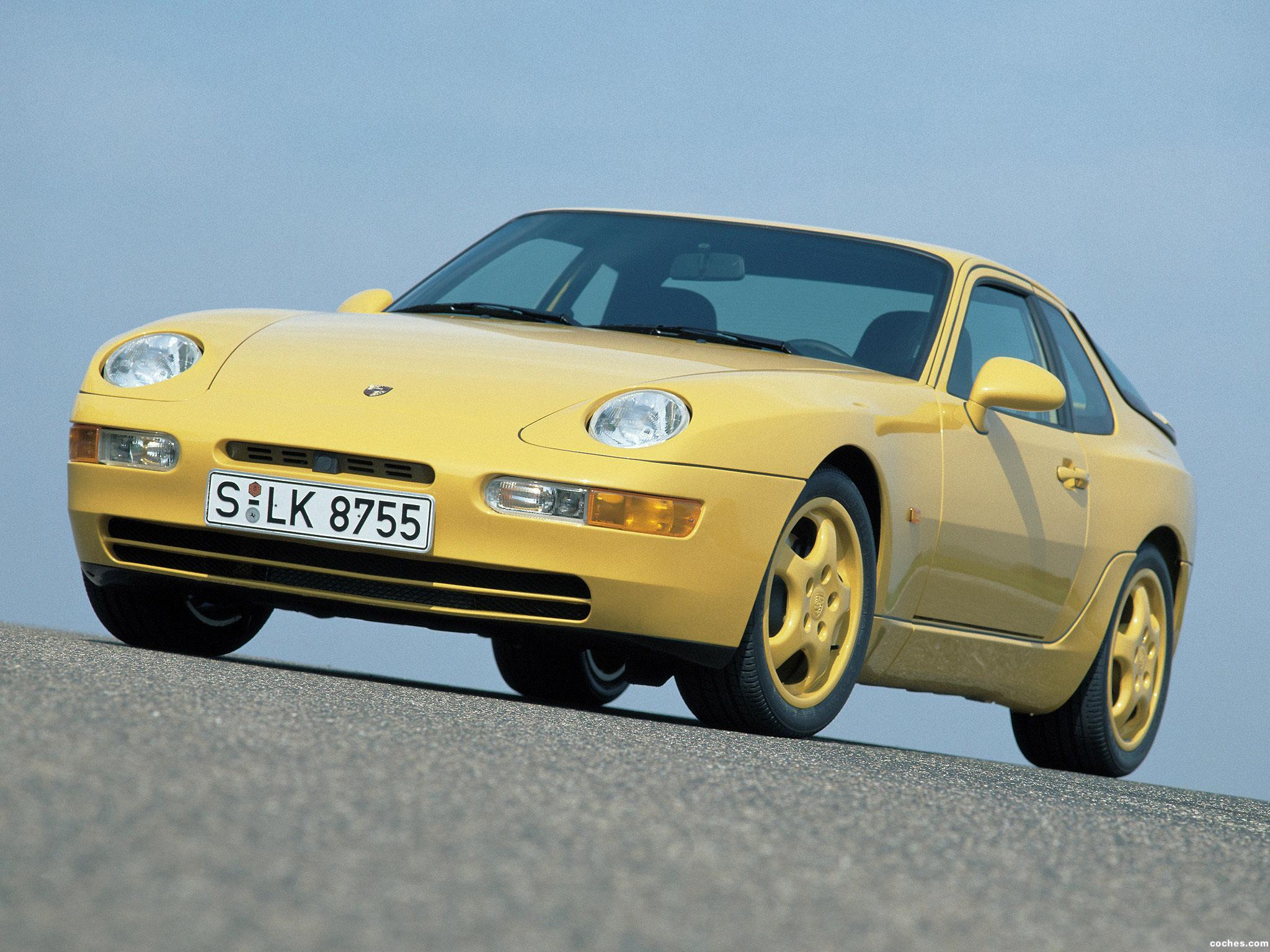 Foto 0 de Porsche 968 CS Coupe 1993