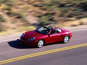 Ver foto 36 de Porsche Boxster 1996