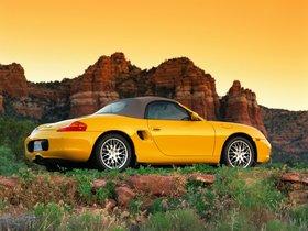 Ver foto 27 de Porsche Boxster 1996