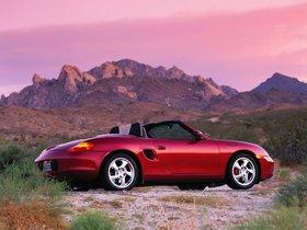 Ver foto 25 de Porsche Boxster 1996