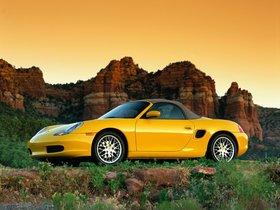 Ver foto 24 de Porsche Boxster 1996