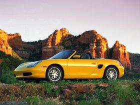 Ver foto 23 de Porsche Boxster 1996