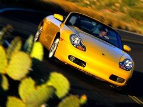 Ver foto 22 de Porsche Boxster 1996