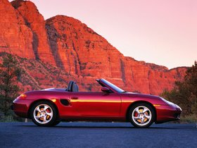 Ver foto 20 de Porsche Boxster 1996