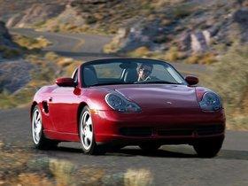 Ver foto 19 de Porsche Boxster 1996