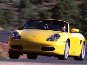 Ver foto 35 de Porsche Boxster 1996