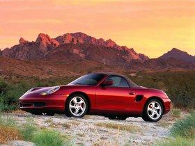 Ver foto 17 de Porsche Boxster 1996