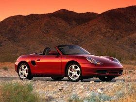 Ver foto 32 de Porsche Boxster 1996
