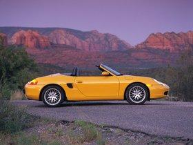 Ver foto 31 de Porsche Boxster 1996