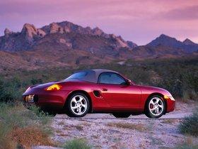 Ver foto 30 de Porsche Boxster 1996