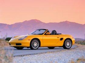 Ver foto 29 de Porsche Boxster 1996
