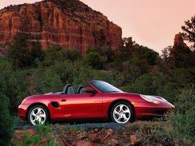 Ver foto 28 de Porsche Boxster 1996