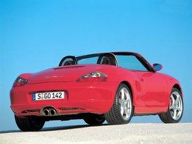 Fotos de Porsche Boxster 1996
