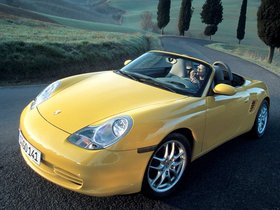 Ver foto 3 de Porsche Boxster 1996