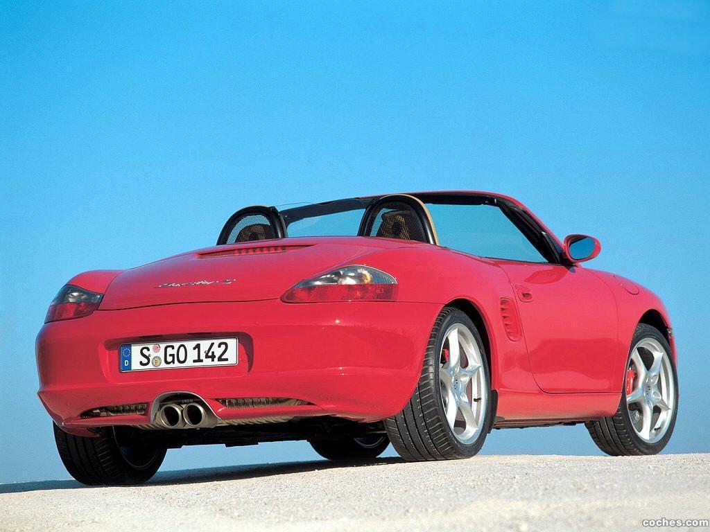 Foto 0 de Porsche Boxster 1996