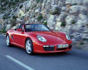 Fotos de Porsche Boxster 2005
