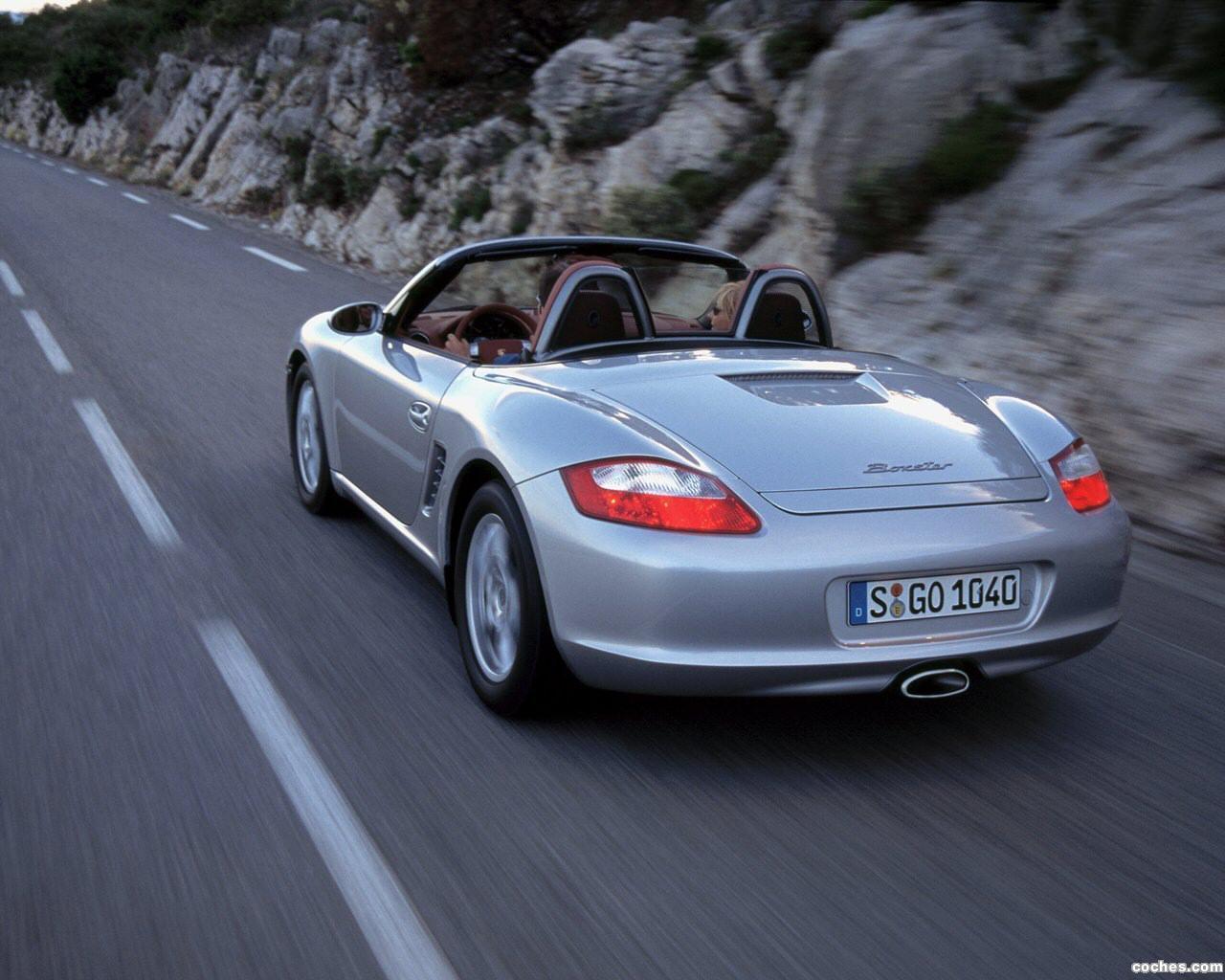 Foto 1 de Porsche Boxster 2005