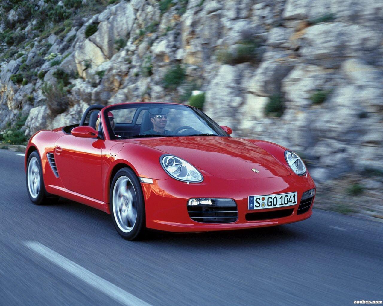 Foto 0 de Porsche Boxster 2005