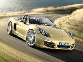 Ver foto 7 de Porsche Boxster 981 2012