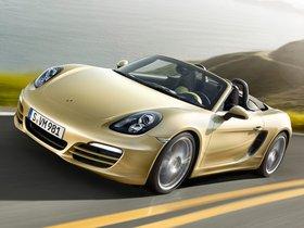 Ver foto 5 de Porsche Boxster 981 2012