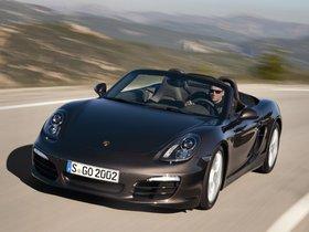 Ver foto 15 de Porsche Boxster 981 2012