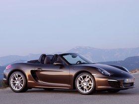 Ver foto 14 de Porsche Boxster 981 2012