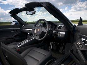 Ver foto 10 de Porsche Boxster 981 UK 2012
