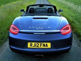 Ver foto 8 de Porsche Boxster 981 UK 2012