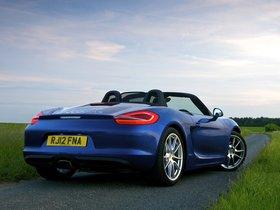 Ver foto 7 de Porsche Boxster 981 UK 2012