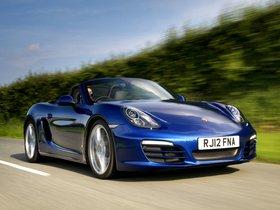Ver foto 6 de Porsche Boxster 981 UK 2012