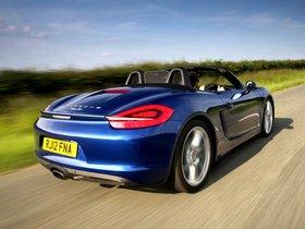 Ver foto 5 de Porsche Boxster 981 UK 2012