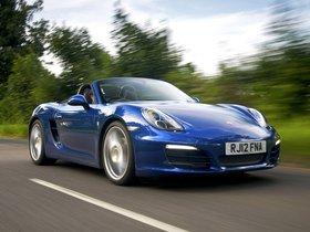 Ver foto 4 de Porsche Boxster 981 UK 2012
