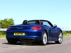 Ver foto 3 de Porsche Boxster 981 UK 2012
