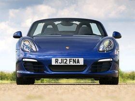 Ver foto 2 de Porsche Boxster 981 UK 2012