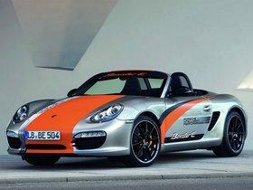 Fotos de Porsche Boxster E 2011