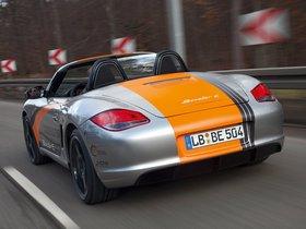 Ver foto 4 de Porsche Boxster E 2011