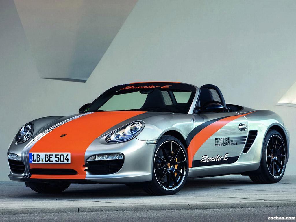 Foto 0 de Porsche Boxster E 2011