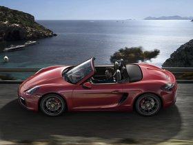 Ver foto 5 de Porsche Boxster GTS 981 2014
