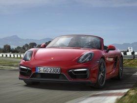 Ver foto 3 de Porsche Boxster GTS 981 2014