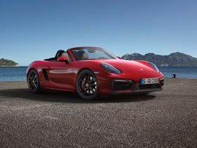 Fotos de Porsche Boxster GTS 981 2014