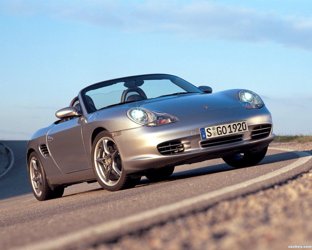 Foto 0 de Porsche Boxster S 1996