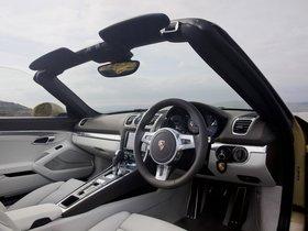 Ver foto 12 de Porsche Boxster S 981 UK 2010