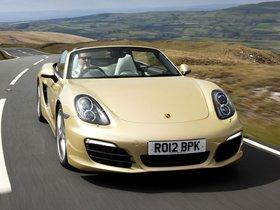 Ver foto 10 de Porsche Boxster S 981 UK 2010